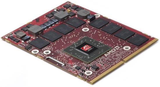 ATI Mobility Radeon HD 5850/5870