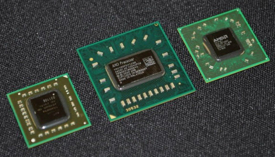 Платформа AMD Brazos