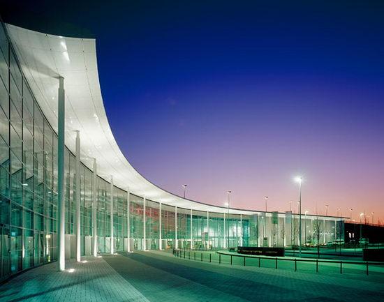 Выставочный центр Koelnmesse, бессменное место проведения Photokina