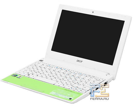 ������ Acer Aspire One Happy