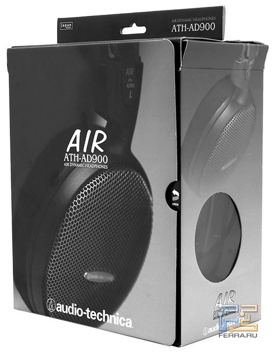 Audio-Technica ATH AD900 -