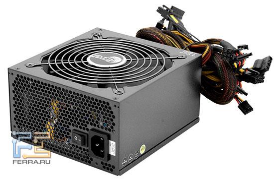 Внешний вид ETG Premium 600 W