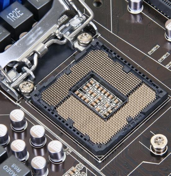 Новый процессорный разъем