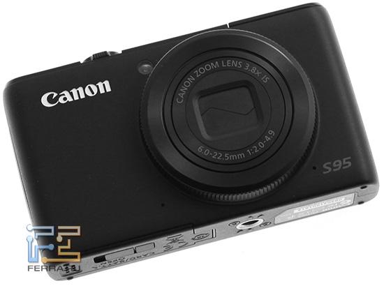Управляющий диск Canon PowerShot S95