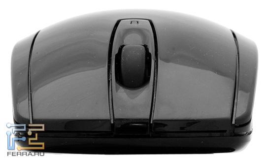 Мышь HP TouchSmart 600. Картина спереди