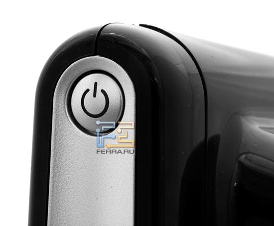 Кнопка питания на HP TouchSmart 600