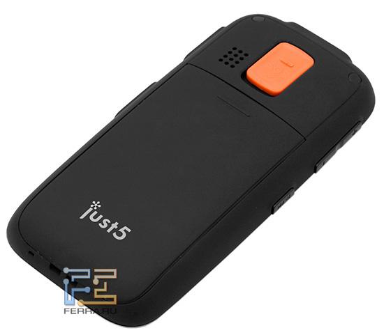 Задняя панель телефона Just5 CP10 BestInSpace