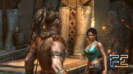 Lara Croft and the Guardian of Light � ��� ������, � ���� ����� ���������� �����������