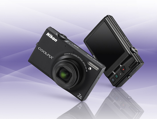 Компактная камера Nikon Coolpix S6100
