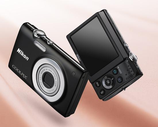 Компактная камера Nikon Coolpix S2500