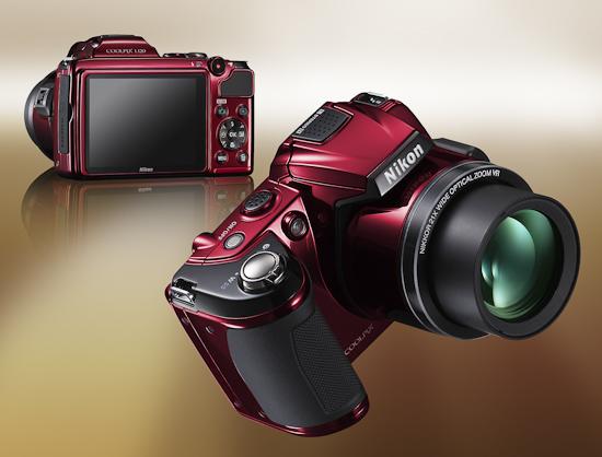 Бюджетный ультразум Nikon Coolpix L120