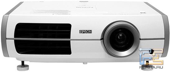 EPSON EH-TW3600. Облик cпереди