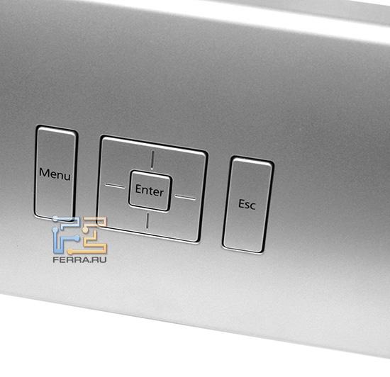 EPSON EH-TW3600. Панель управления