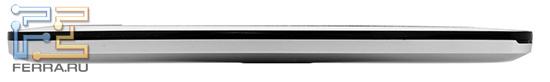 Планшет Билайн М2, обличье слева