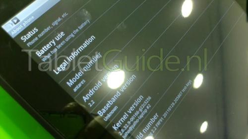 Android ������� Toshiba