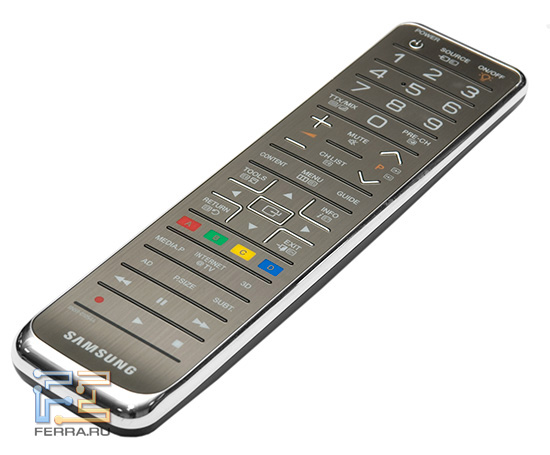 Пульт Samsung UE65C8000