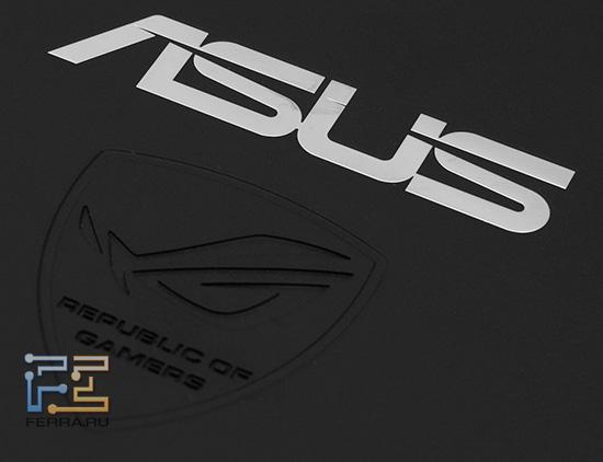 Логотип Republic of Gamers