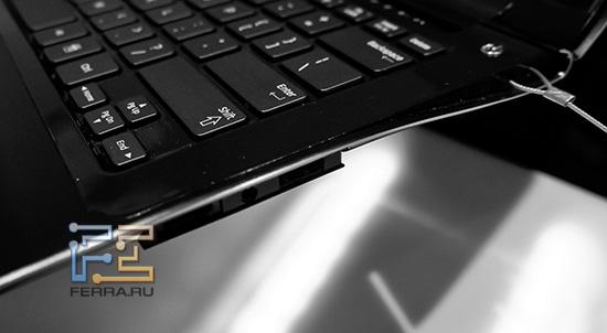 Порты и разъемы ноутбуков Samsung 9 серии