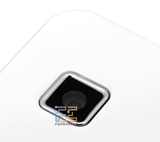 Встроенная камера Samsung S5260 Star II