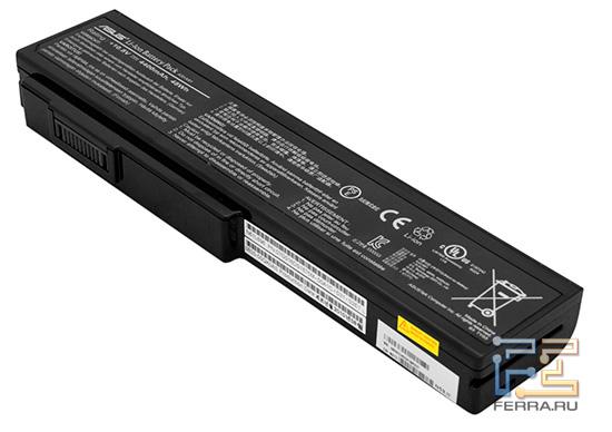 Аккумулятор ASUS N53Jf