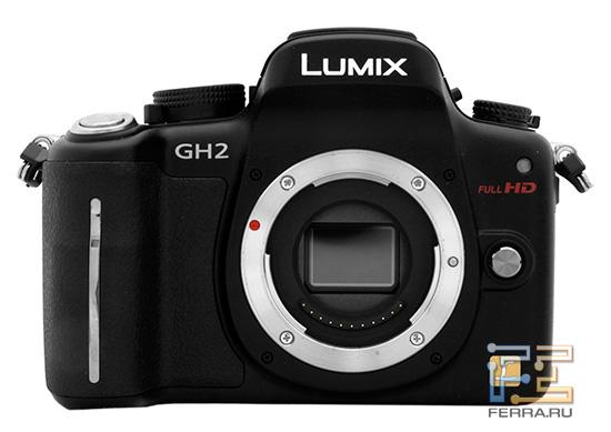 Байонет Lumix GH2 и сенсор