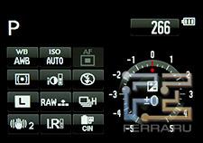 Сенсорный интерфейс управления Lumix GH2