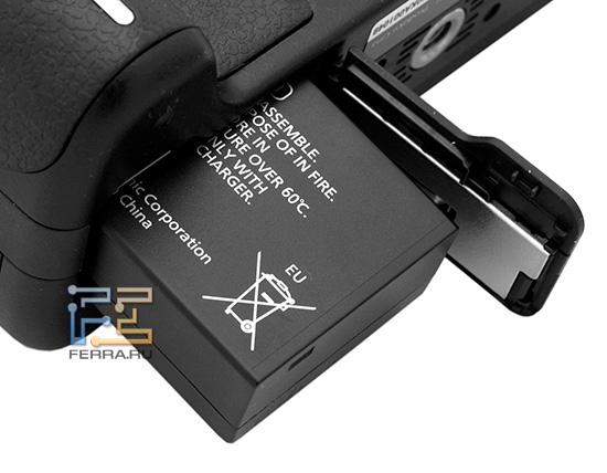 Аккумуляторная батарея Lumix GH2