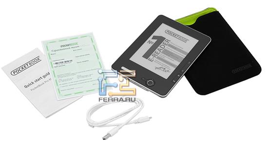 Комплект ридера PocketBook Pro 602