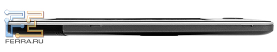 Левая граница PocketBook Pro 602