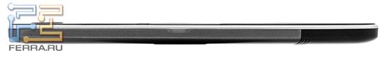 Правая грань PocketBook Pro 602