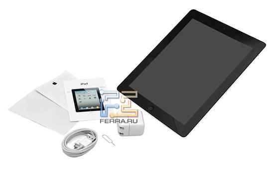 Комплект iPad 2