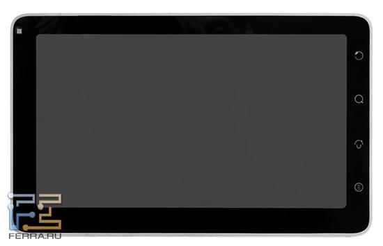 Лицевая панель ViewSonic ViewPad 7