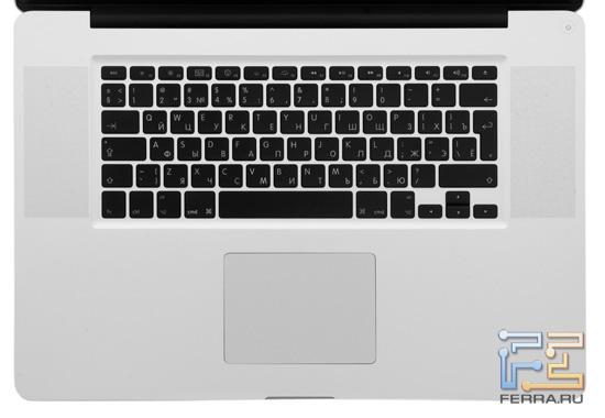 Клавиатура Apple MacBook Pro 17