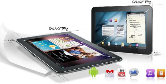 Samsung Galaxy Tab 8.9 � 10.1
