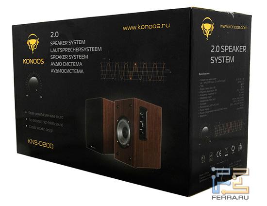 Упаковка Konoos KNS-D200