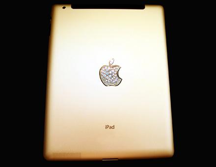 iPad 2 Gold History Edition