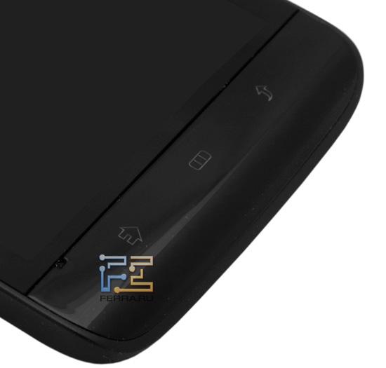Блок клавиш на лицевой панели Dell Streak