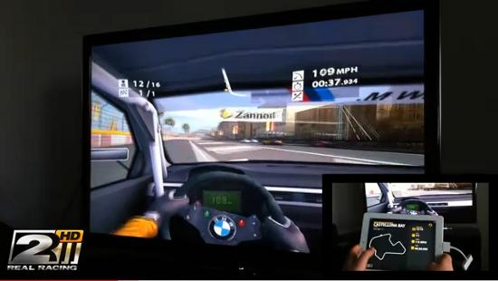 Real Racing 2 HD �� iPad 2