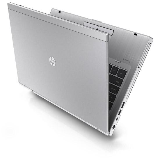 HP EliteBook 8560p. Обратная сторона крышки