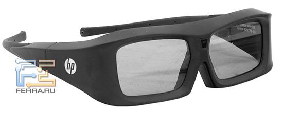 Очки HP XpanD из комплекта поставки HP ENVY 17 3D