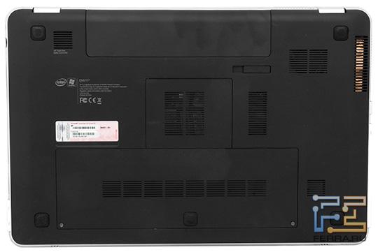 ����� HP ENVY 17 3D