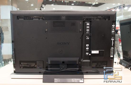 Задняя панель Sony BRAVIA KDL-40NX710
