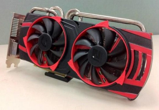 PowerColor Vortex PCS   HD6950