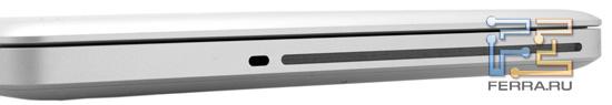 Правый торец Apple MacBook Pro 13,3