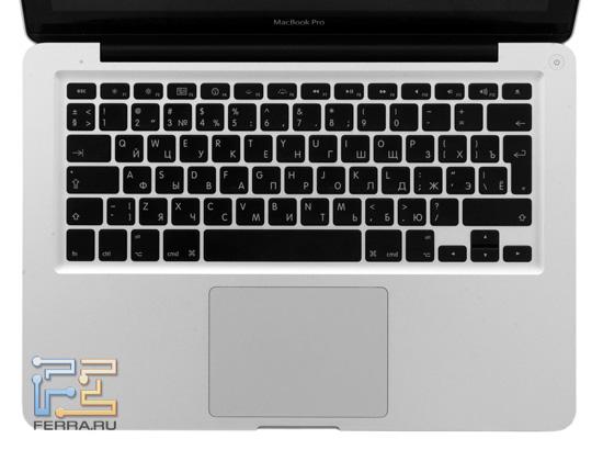 Клавиатура Apple MacBook Pro 13,3