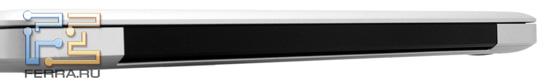 Задний торец Apple MacBook Pro 13,3