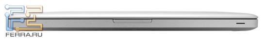 Передний торец Apple MacBook Pro 13,3