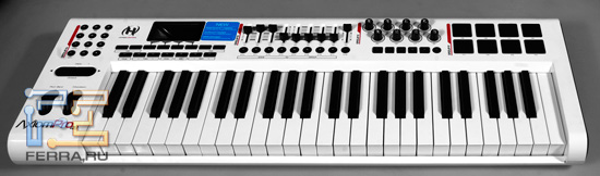 MIDI-клавиатура M-Audio Axiom PRO 49