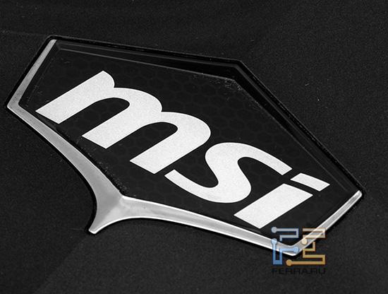Логотип MSI GT680