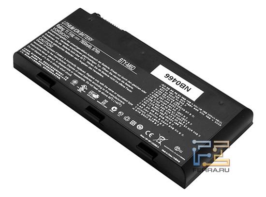 Аккумулятор MSI GT680